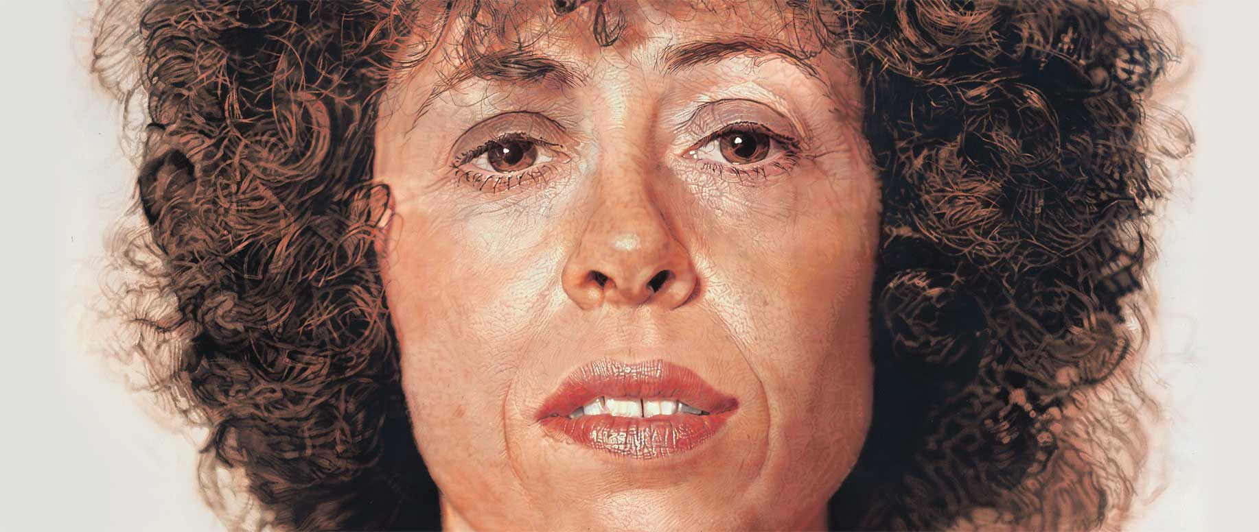 a biography of american photorealist church close Everipedia • denis peterson - life and the works of contemporary artists chuck close, denis peterson and ron american painter denis peterson.