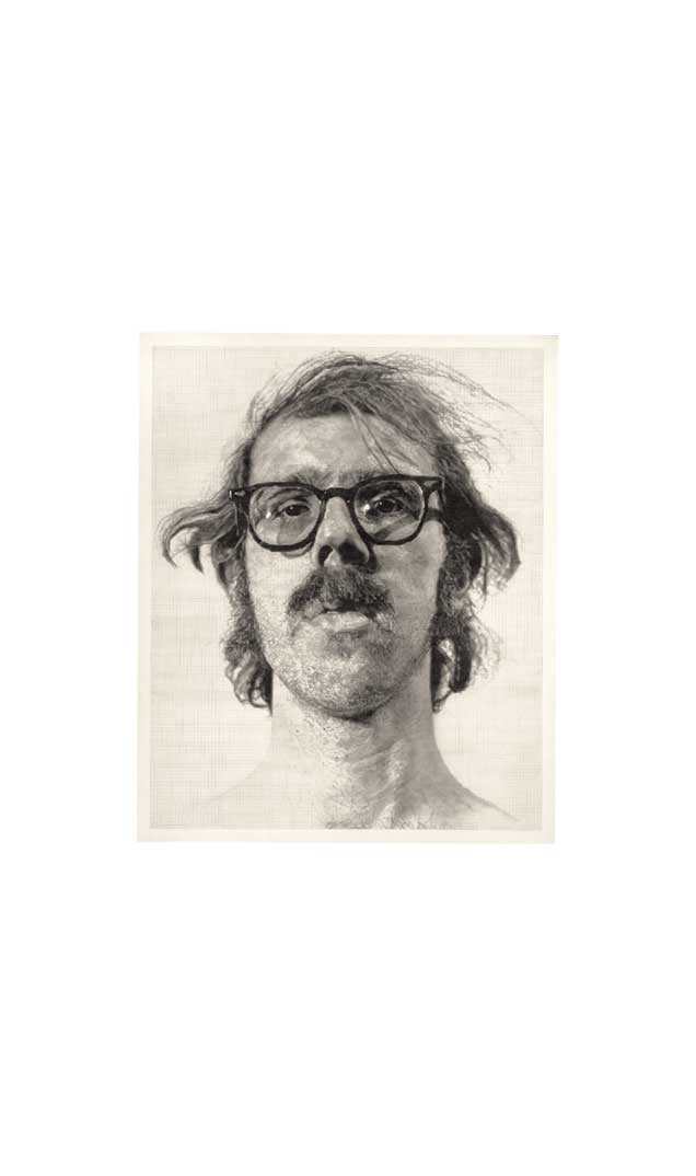 Self-Portrait/58,424, 1973