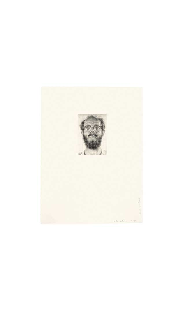 Self-Portrait, 1975