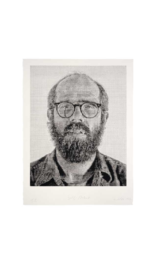 Self-Portrait, 1977