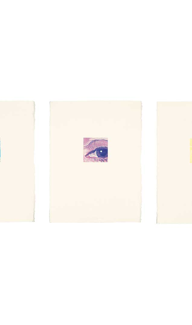 'Linda/Eye Series', 1977