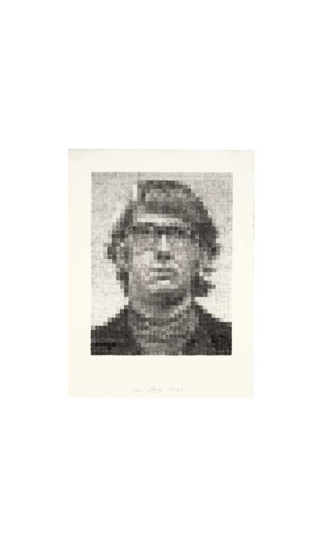 Keith/Square Fingerprint Version, 1979