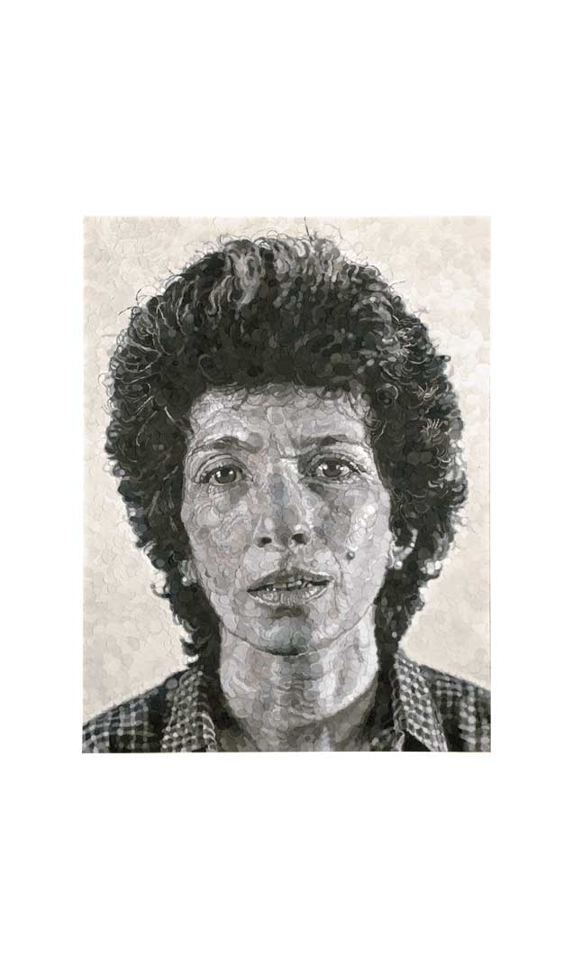 Phyllis/Collage, 1983-1984