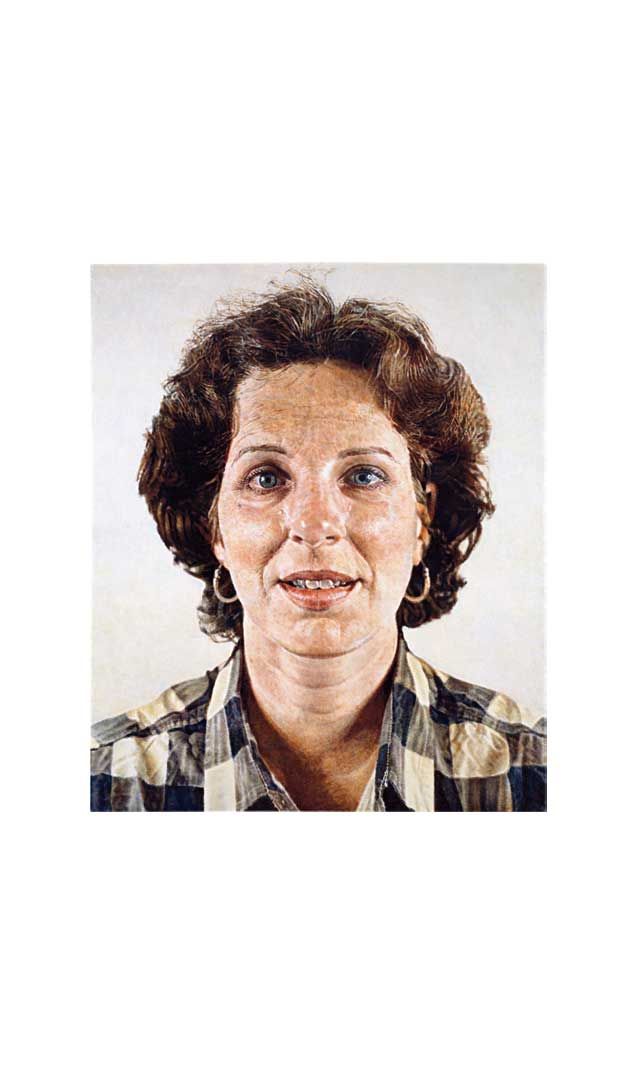 Leslie/Fingerpainting, 1985-86