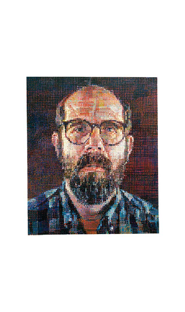 Self-Portrait, 1987