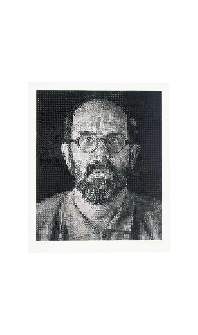 Self-Portrait, 1995