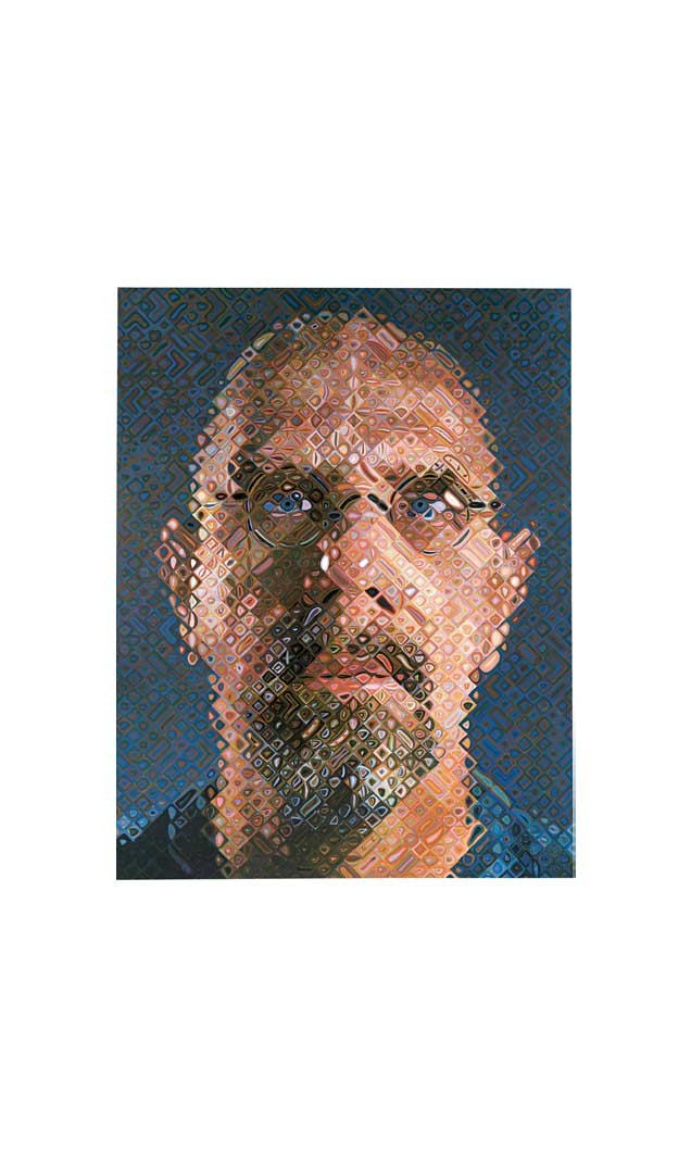 Self-Portrait, 2000-2001