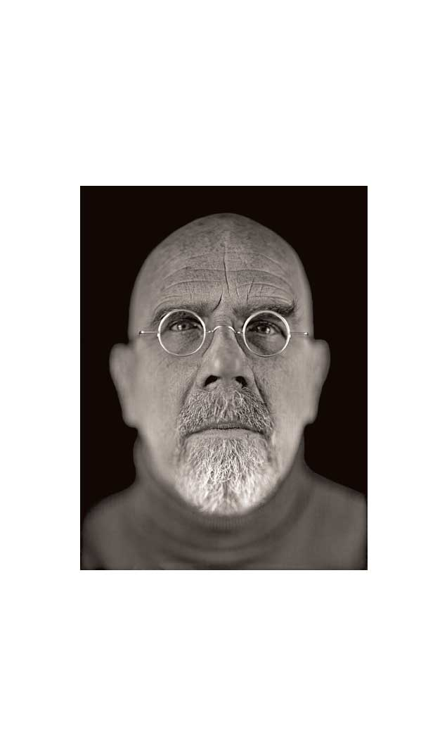 Self-Portrait, 2002