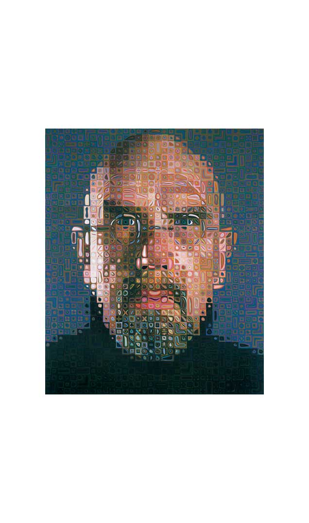 Self-Portrait, 2004-2005