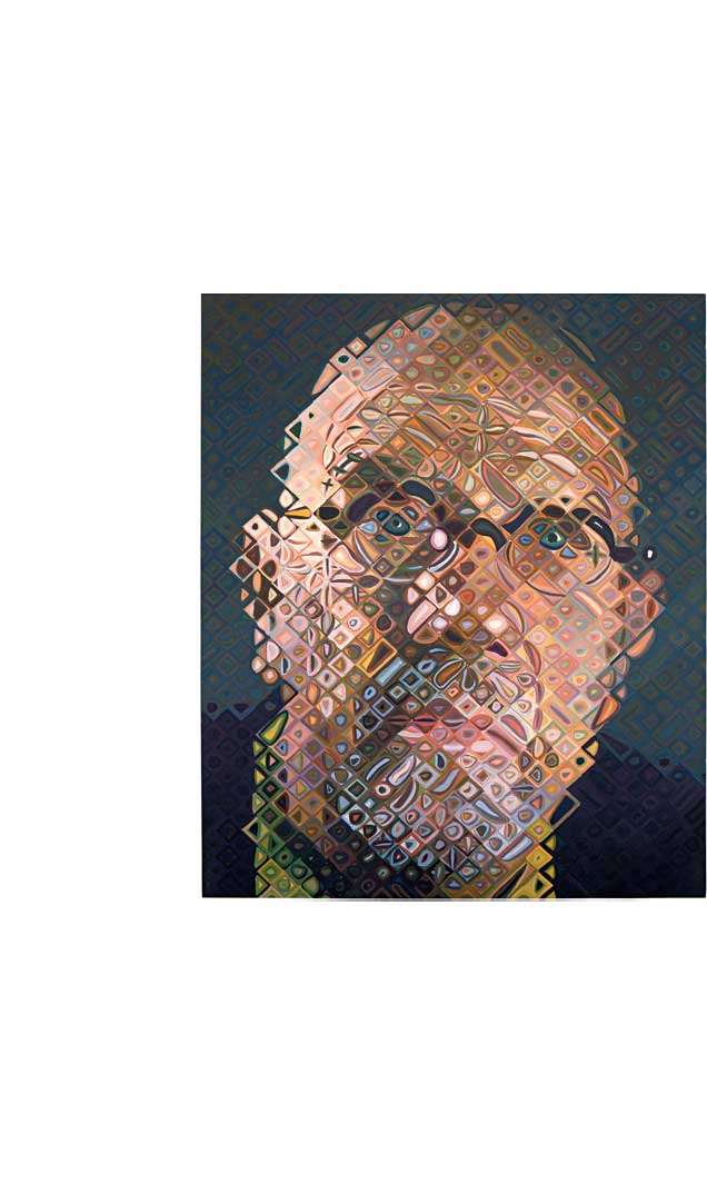 Self-Portrait I, 2009