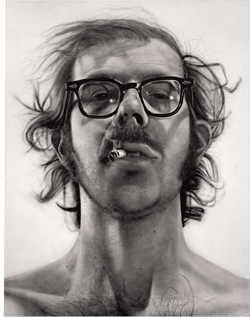 Big Self-Portrait, 1967-1968