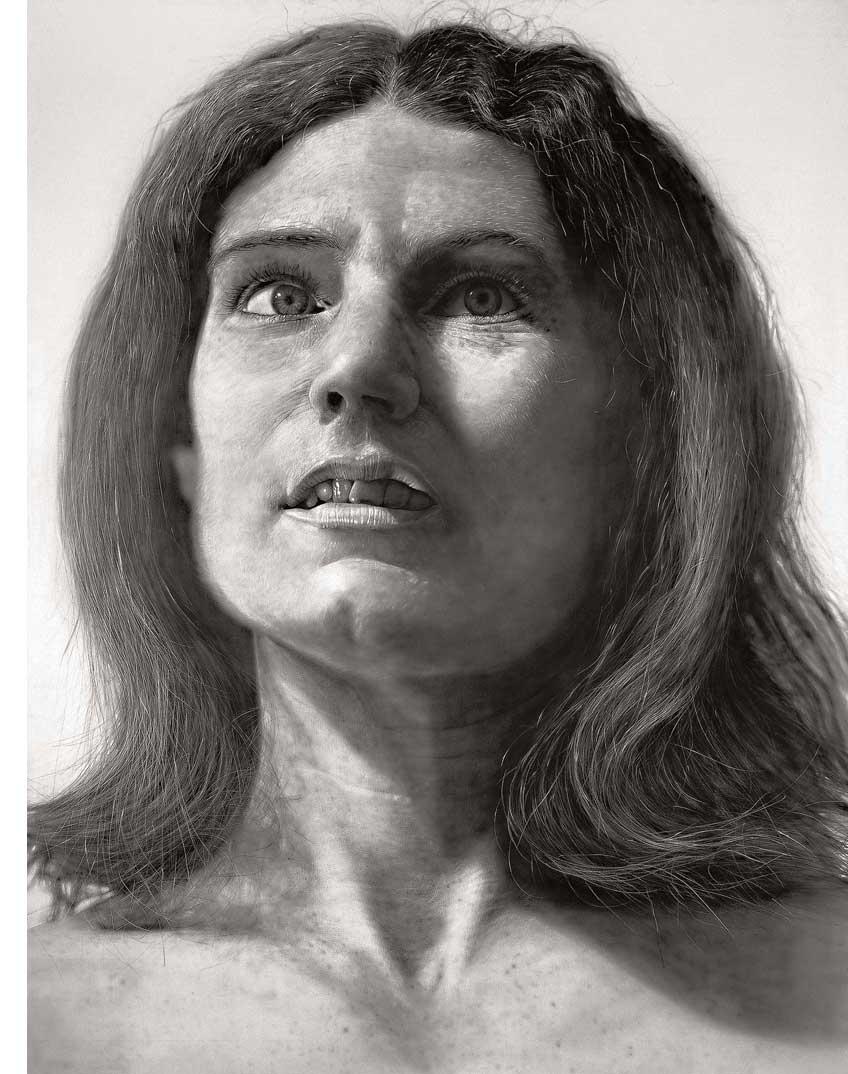 Artist Chuck Close Paintings