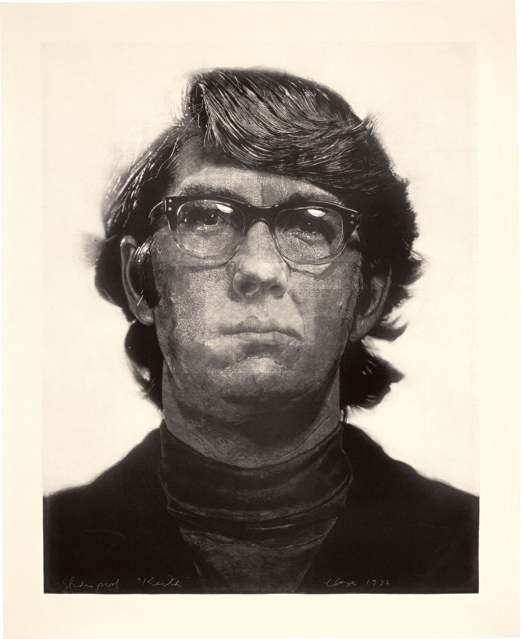 Keith/Mezzotint, 1972 (Photo by Maggie L. Kundtz)