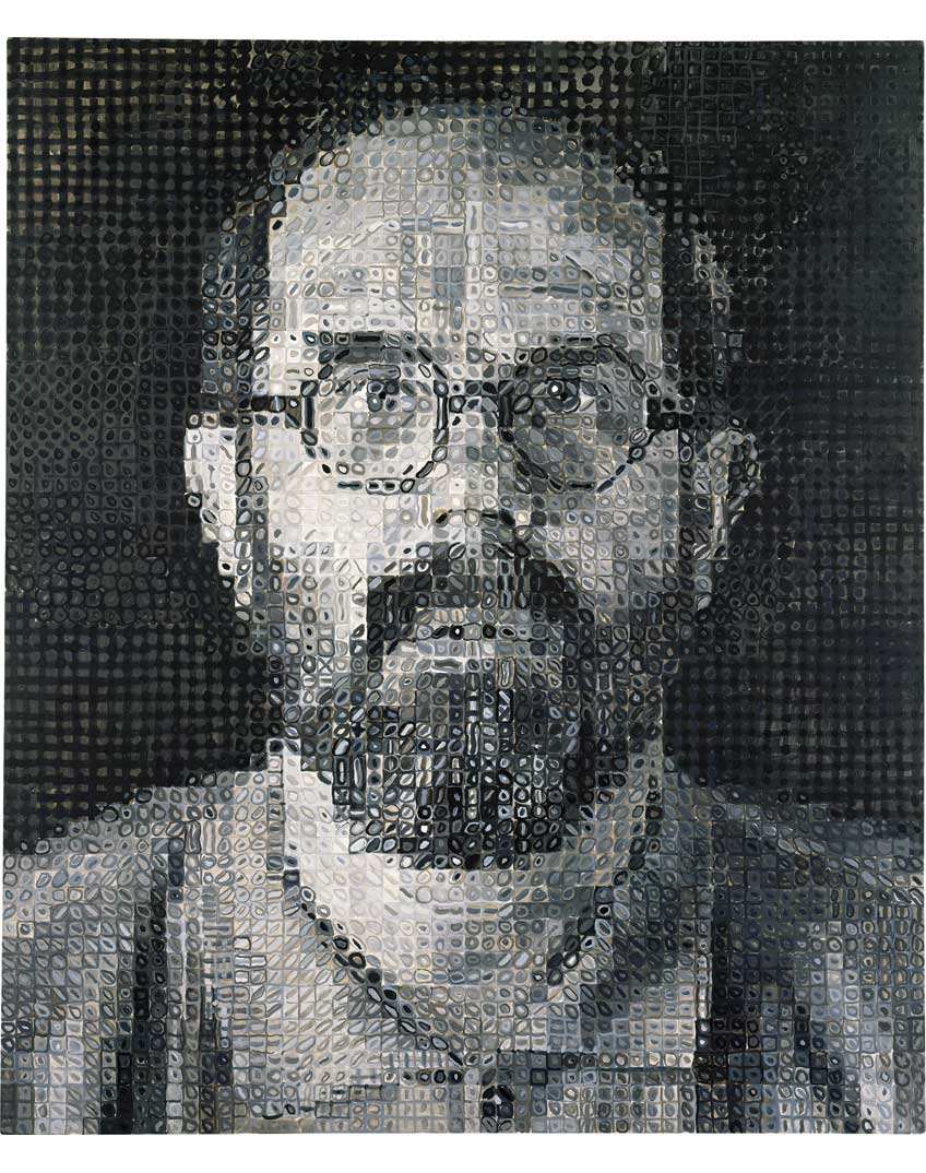 Self-Portrait, 1993 (Photo by Bill Jacobson)