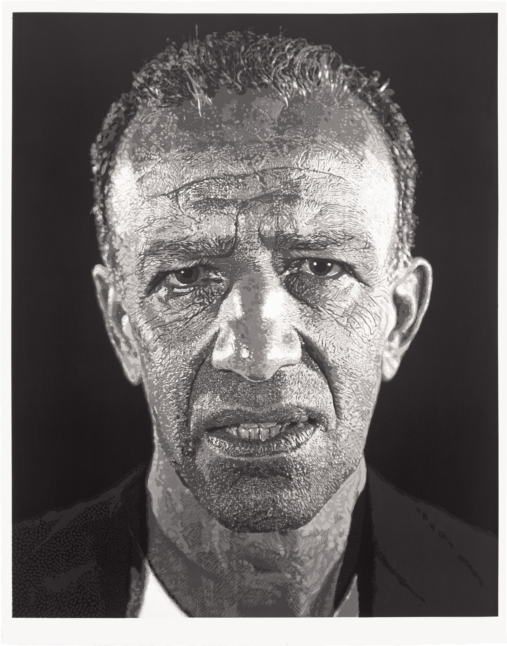 Alex/Reduction Print, 1993 (Photo by Bill Jacobson)