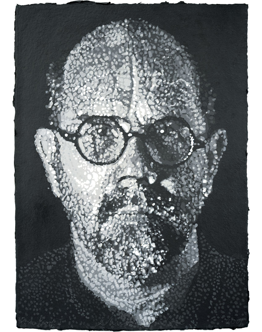 Self-Portrait/Pulp, 2001
