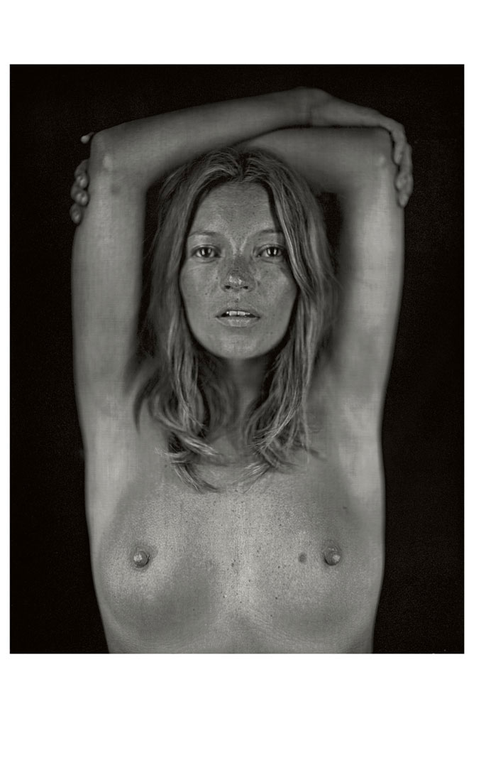 Untitled Torso Diptych, 2003 (Photo by Chuck Close, courtesy Adamson Editions)